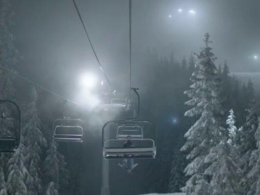 Vattenfall – Skiing